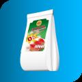 """Dia-Wellness Eritritol Alapú """"0"""" Kcal Cukorhelyettesítő (5 kg)"""